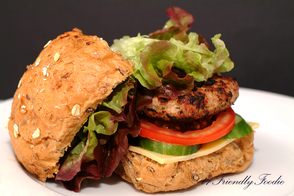 Low carb Hamburgers