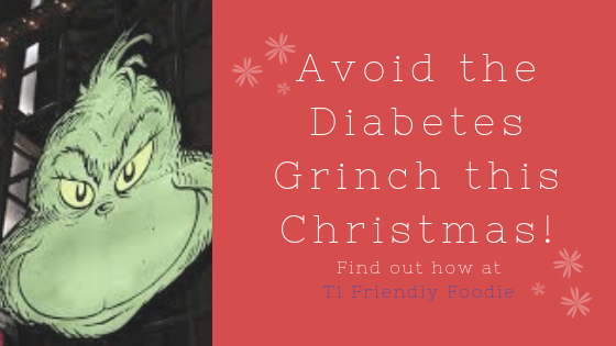 Avoid the Diabetes Grinch this Christmas