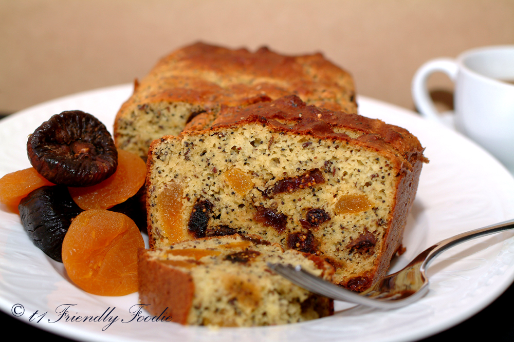 Fig and Apricot Loaf